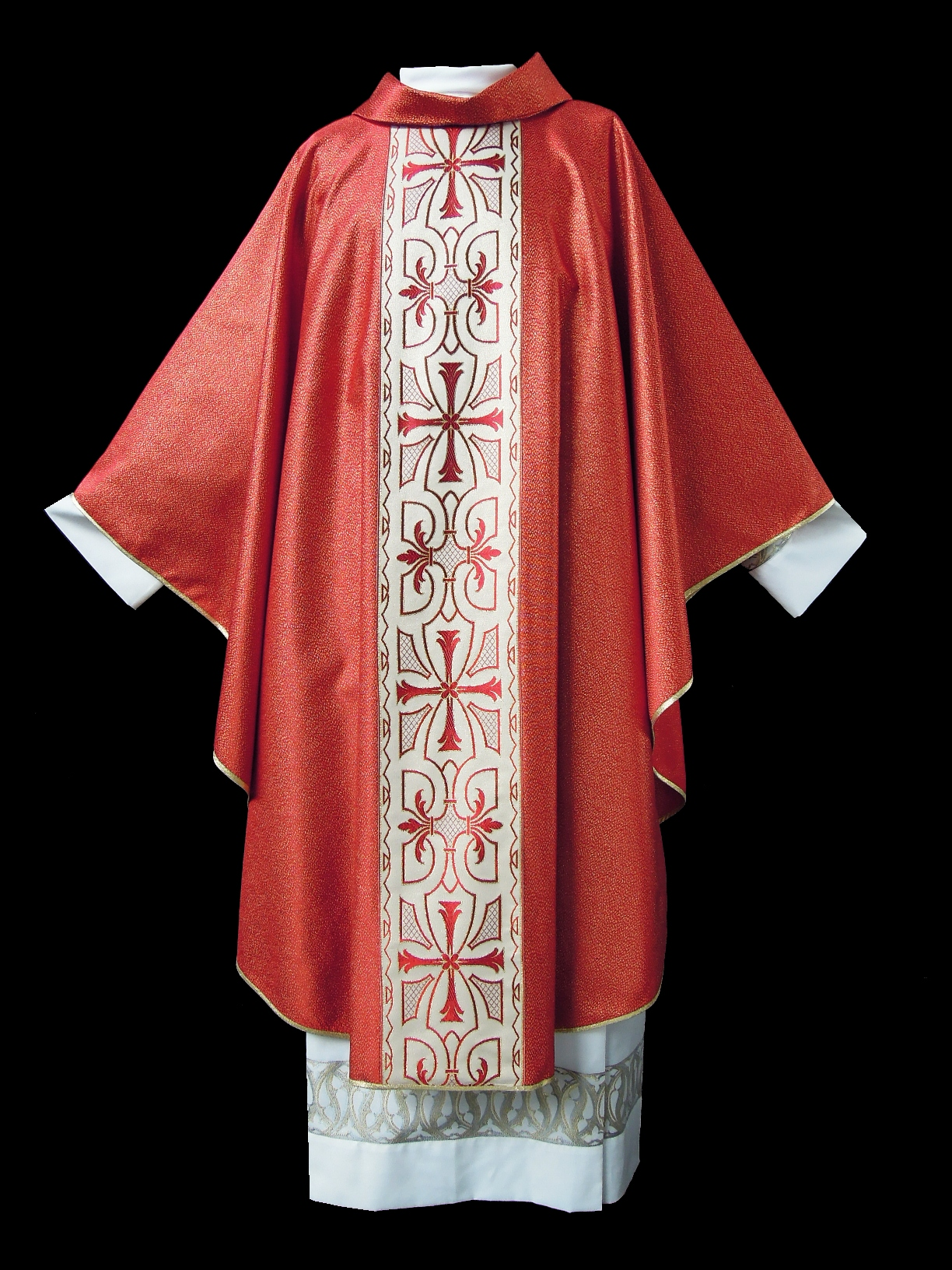 Chasuble 123 Red