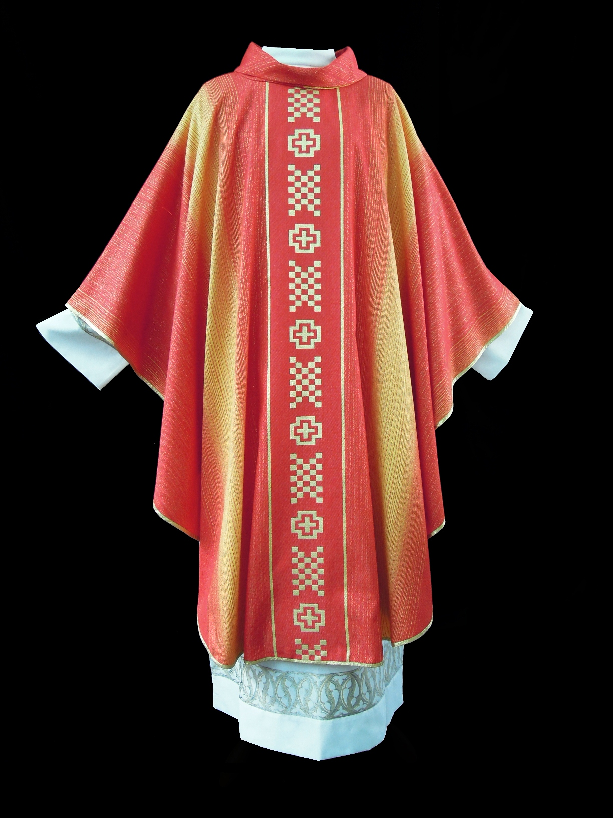 Chasuble 135 Red