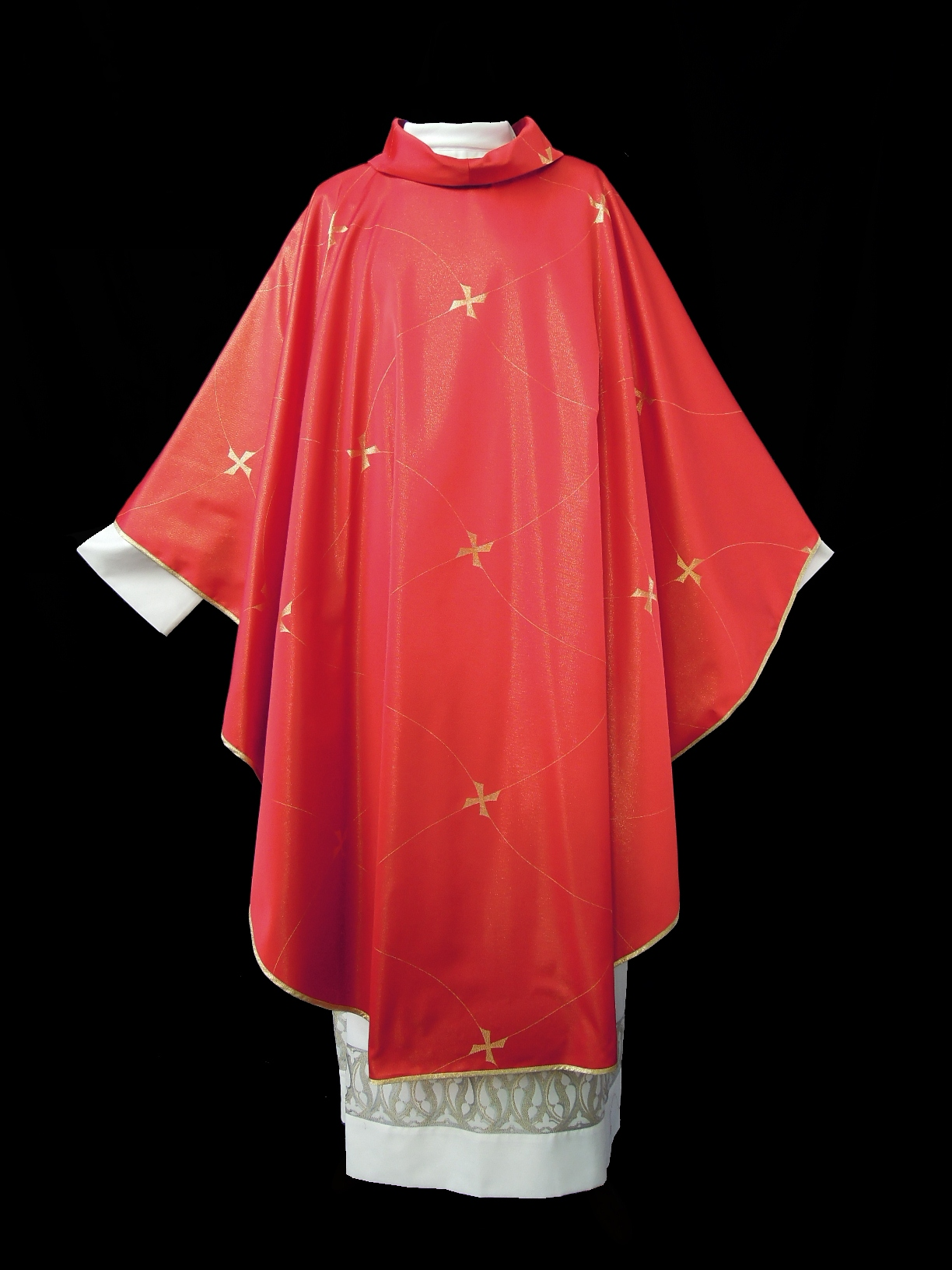 Chasuble 157 Red