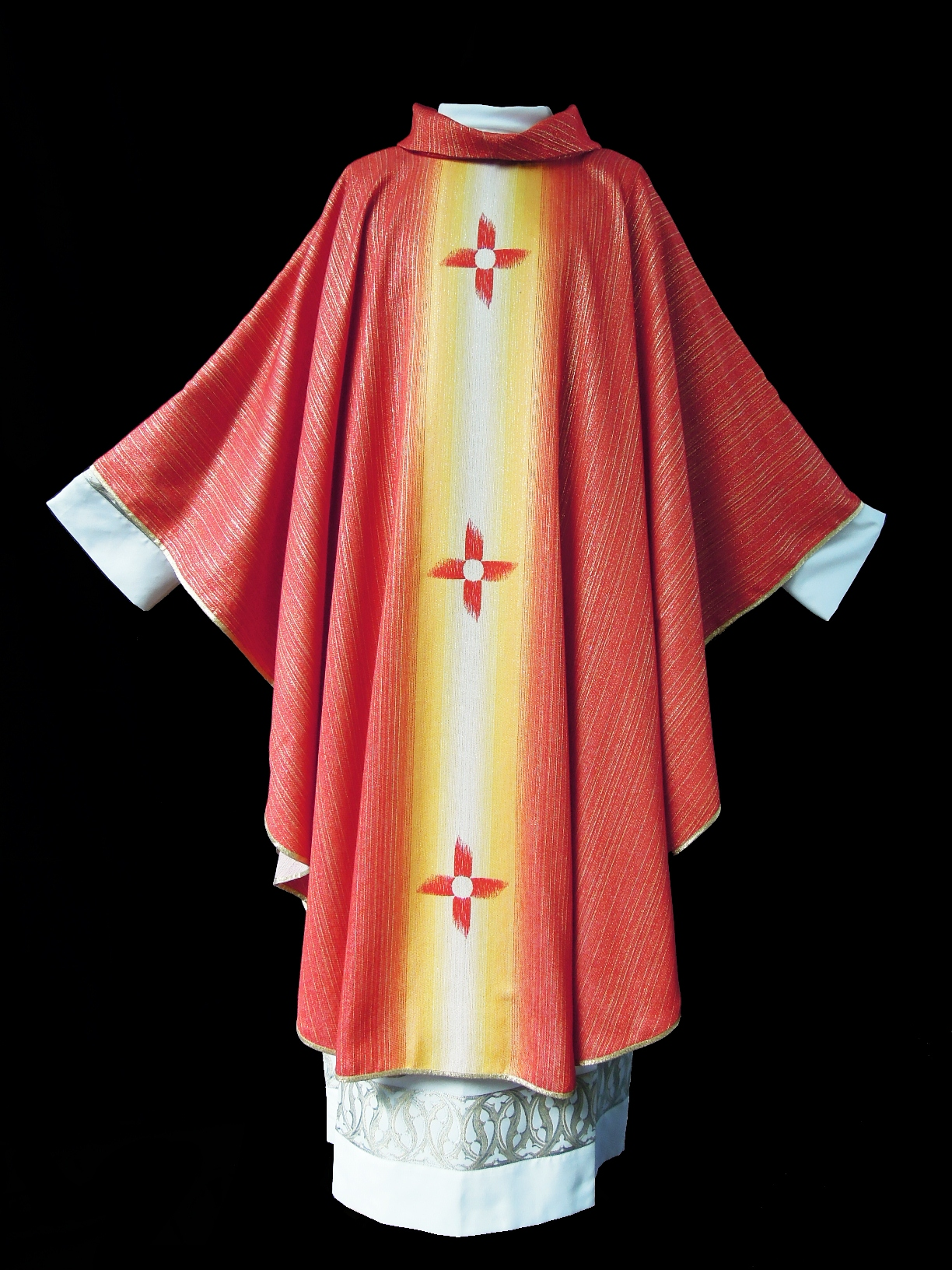 Chasuble 70 Red