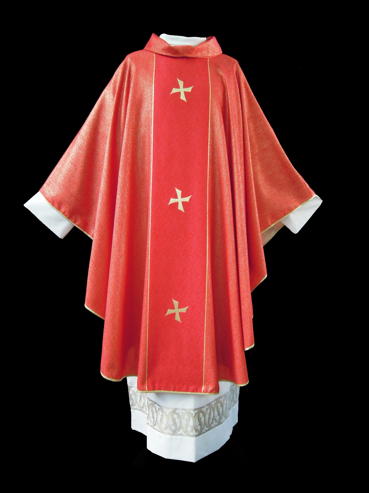 Chasuble 80 Red