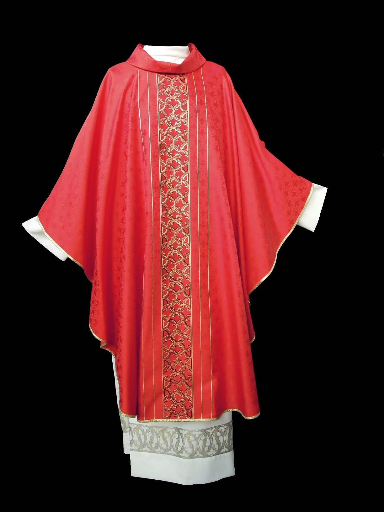 Chasuble 850 Silk Red