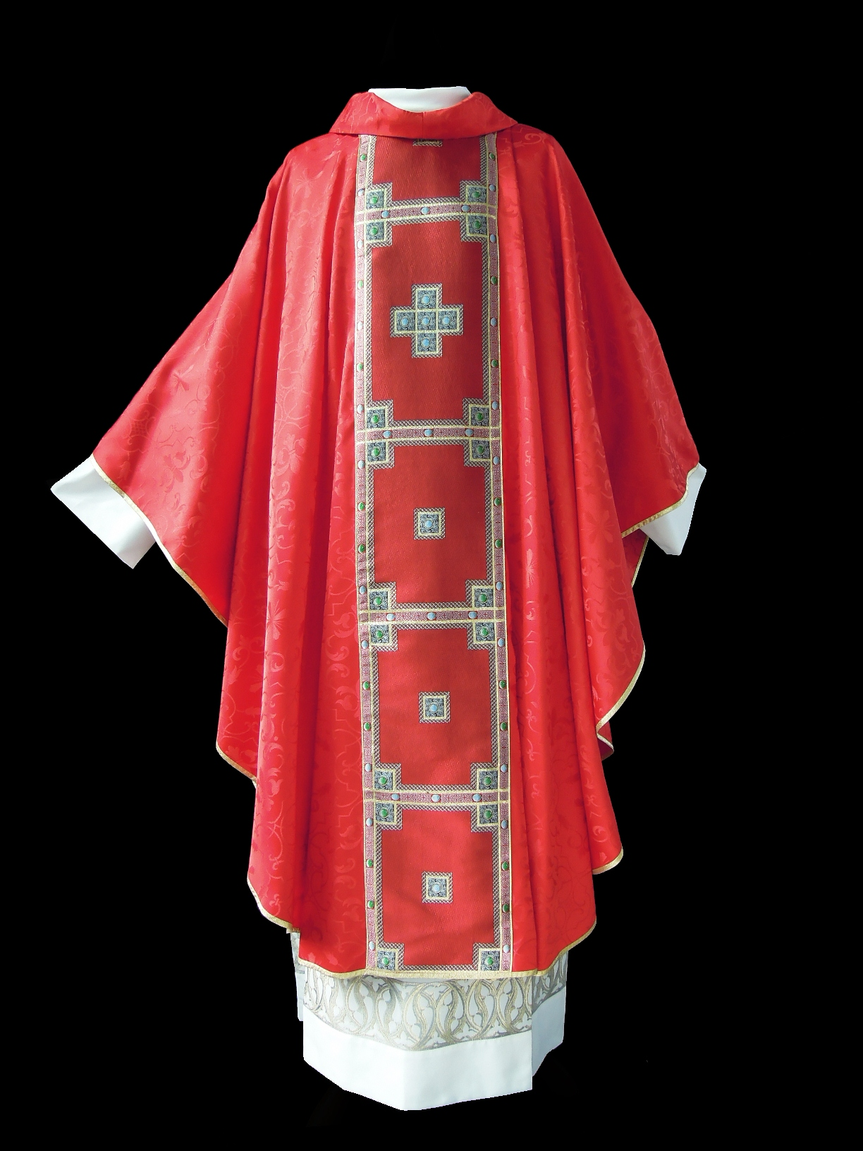 Chasuble Bramante Red