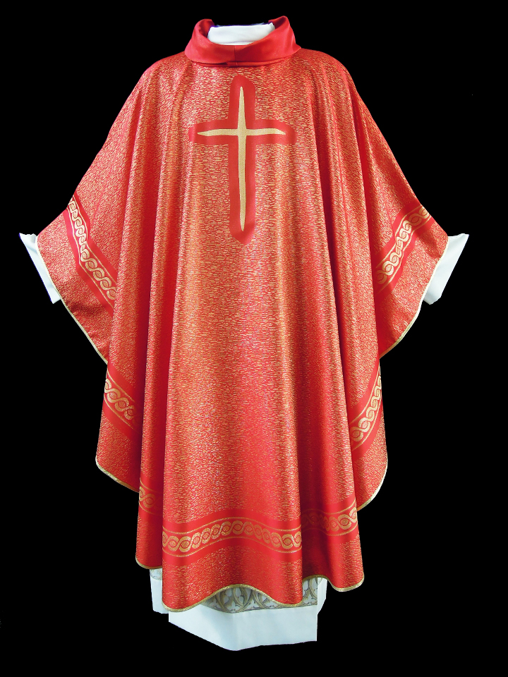 Chasuble 154 Red